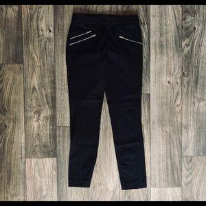 Zara Black Skinny Pant